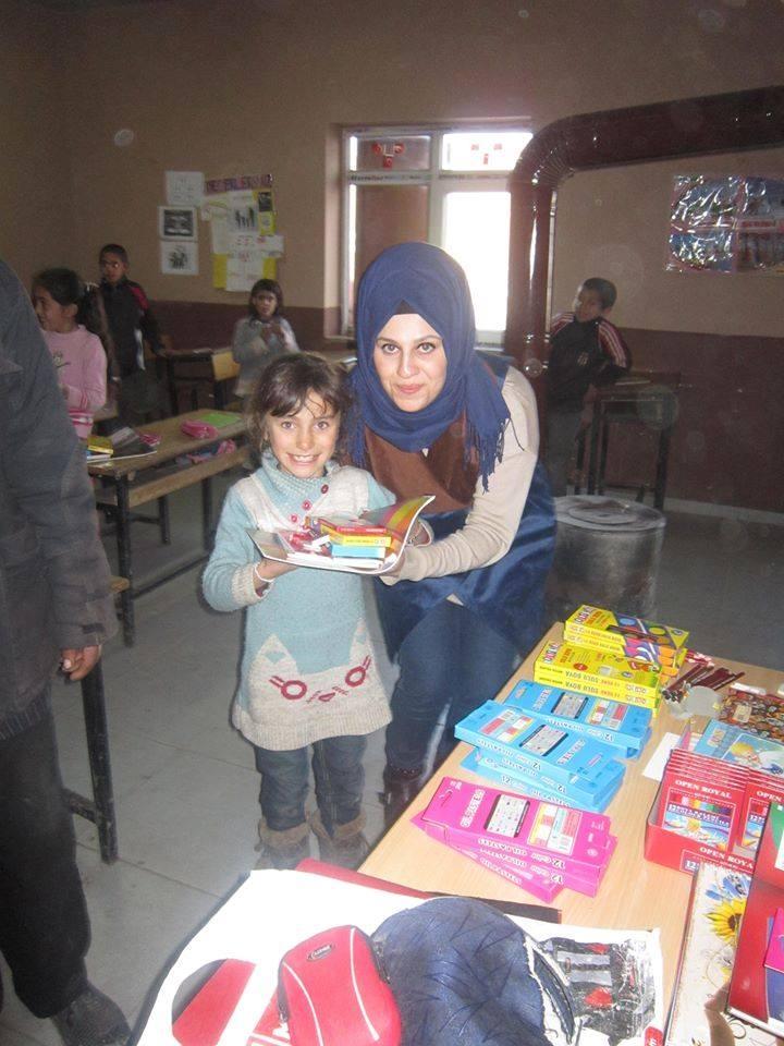 Kuzey Yıldızı Trabzonsporlular Derneği Kalaycı Köyü Yardım Organizasyonu
