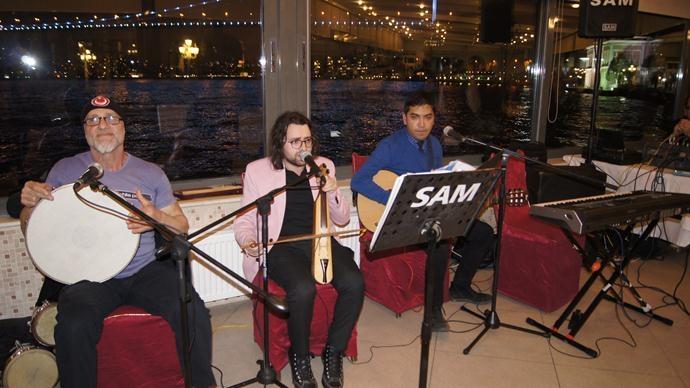 Sedat Murat-Karadeniz Gecesi