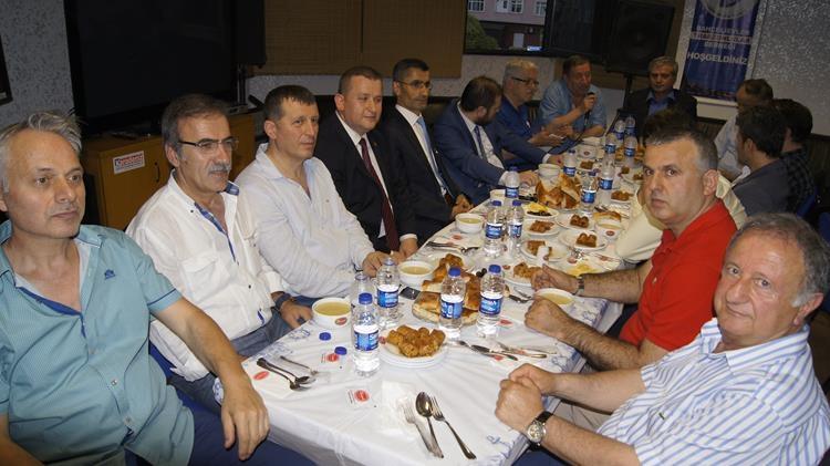 Bahçelievler Trabzonlular Derneği iftarı