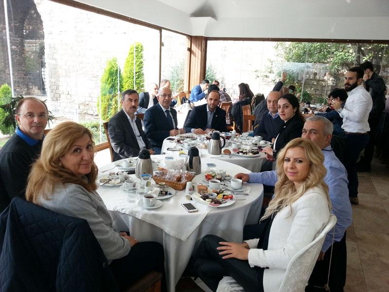 TÜSED Kahvaltı-Kasım/2015