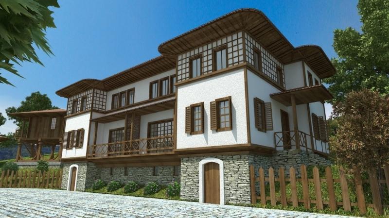 Trabzon'da 'Yöresel Mimari Projesi'