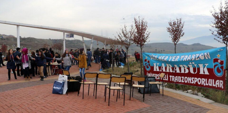 Karabük UniTS'den Hamsi Şöleni
