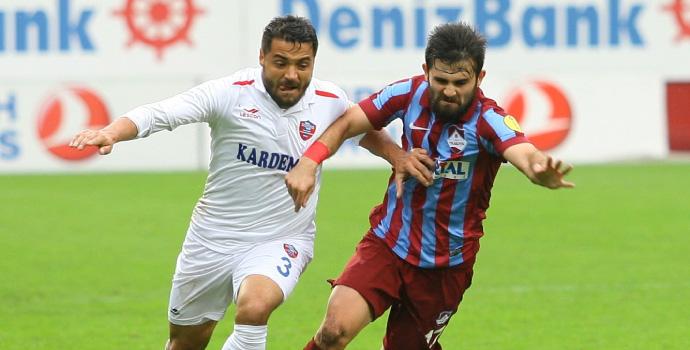 1461 Trabzon kupada şov yaptı