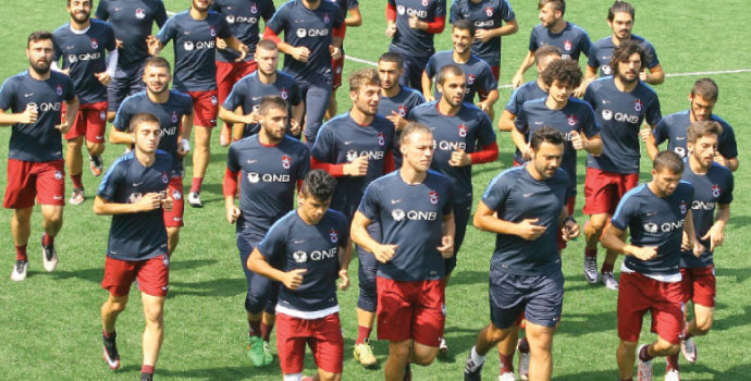 1461 Trabzon taraftarı bekliyor