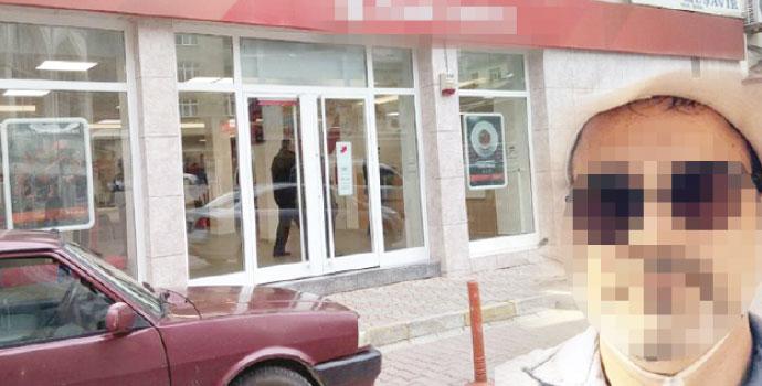5 milyon çaldı Batum'a kaçtı