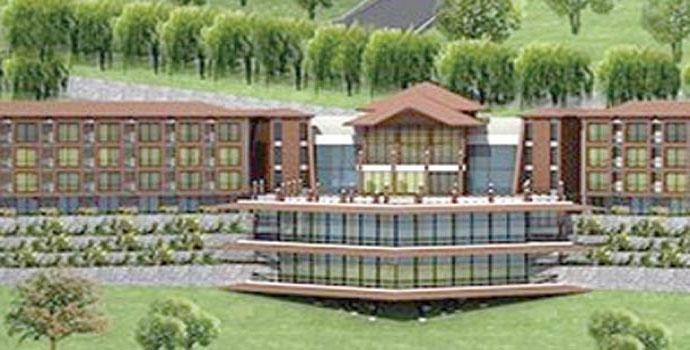 Akçatepe'ye 4 Yıldızlı Otel
