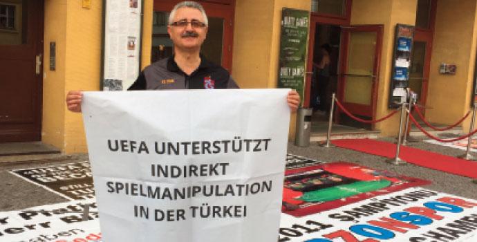 Alman medyası şikeyi sorguluyor