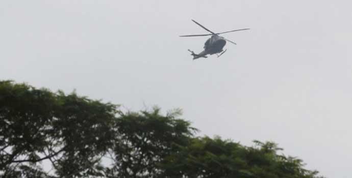 Alucra'da askeri helikopter düştü: 7 şehit, 8 yaralı