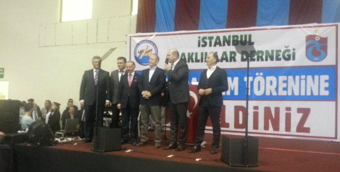 Araklı Derneği 1200 Trabzonspor forması dağıttı