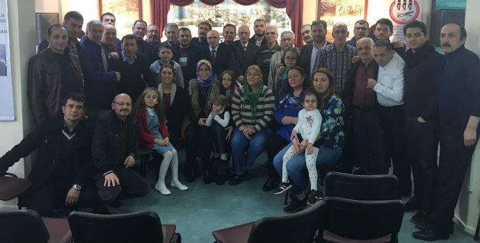 Avrupa Yakası Akçaabatlılar Derneği'nden kurtuluş etkinliği