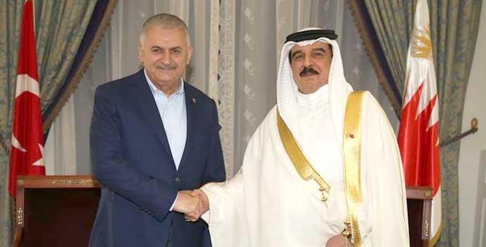 Bahreyn Kralının Trabzon sevgisi