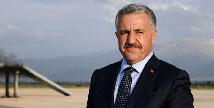 Bakan Ahmet Arslan'dan hızlı tren müjdesi!