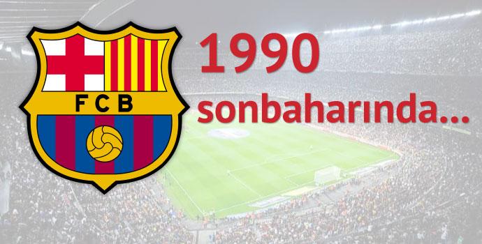 Barcelona'dan Trabzonspor'a gönderme