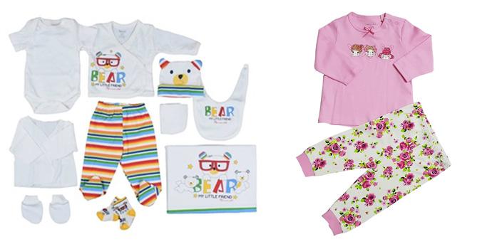 Bebek Giyim Markaları