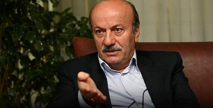 Bekaroğlu İsrail'le barışa karşı çıktı