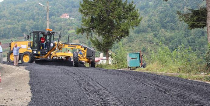 Büyükşehir'den Şalpazarına 5 milyonluk yatırım