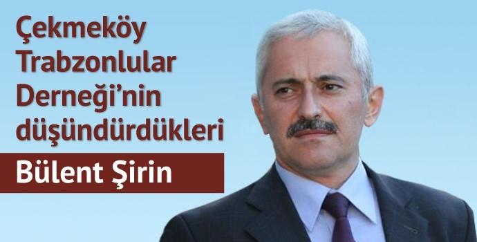Çekmeköy Trabzonlular Derneği'nin düşündürdükleri...