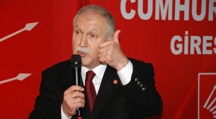 CHP Giresun Milletvekili Bülent Bektaşoğlu Bakan Nurettin Canikli'yi kutladı