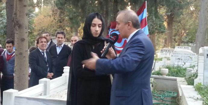 Erkan Ocaklı Mezarı Başında Anıldı