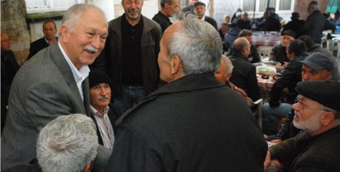 Bektaşoğlu: Esnafa can suyu boş çıktı