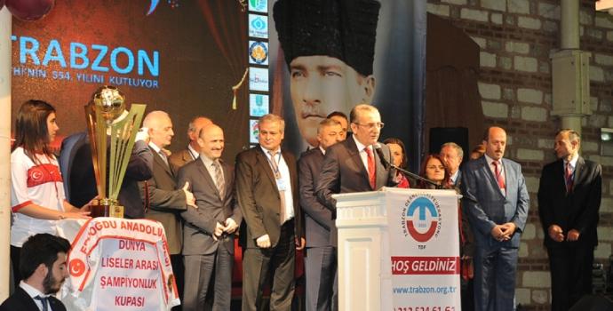 Feshane'de Trabzon Günleri Başladı