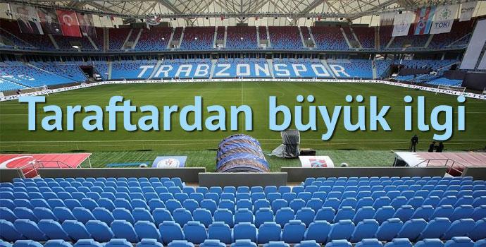Galatasaray maçı için kaç bilet satıldı?