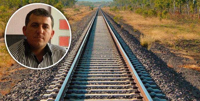 GİK-DER Başkanı Selim Nas: Demiryolu Yapılsın da İsterse Sırtımdan Geçsin