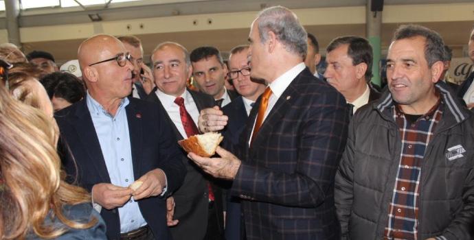 Giresun, Bursa Karadeniz Günleri'nde tanıtıldı
