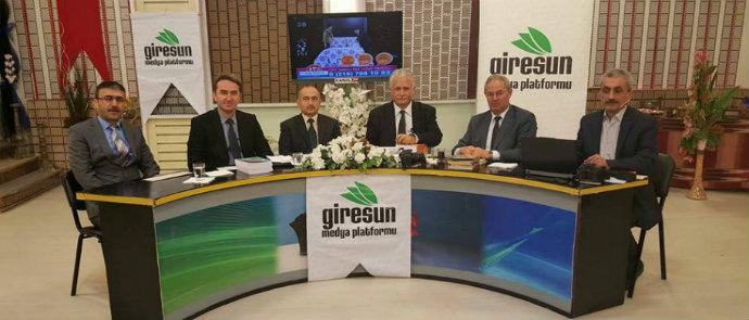 Giresun Çalıştayı 21 Şubat'ta Gebze'de yapılıyor