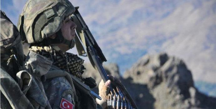 Giresun'da 1 terörist ölü ele geçirildi