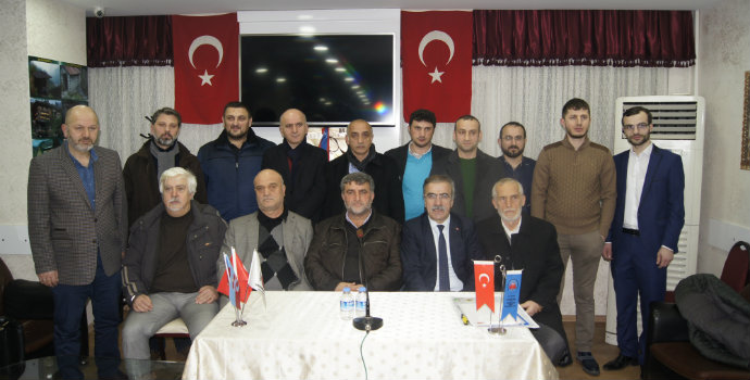 İdris Türk güven tazeledi
