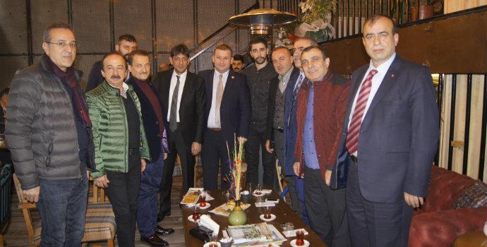 İsmail Turgut Öksüz'den yeni bir mekân