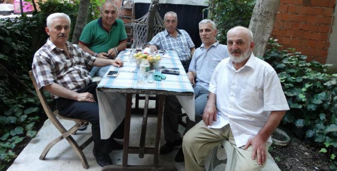 İstanbul'daki Trabzon medyası buluştu