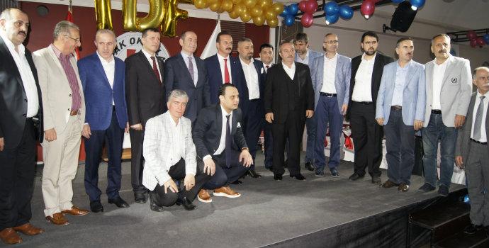 İstanbul'daki Trabzon TDF iftarında buluştu