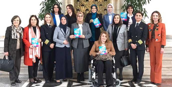 Kadın milletvekilleri Köseoğlu'nun girişimiyle bir araya geldi