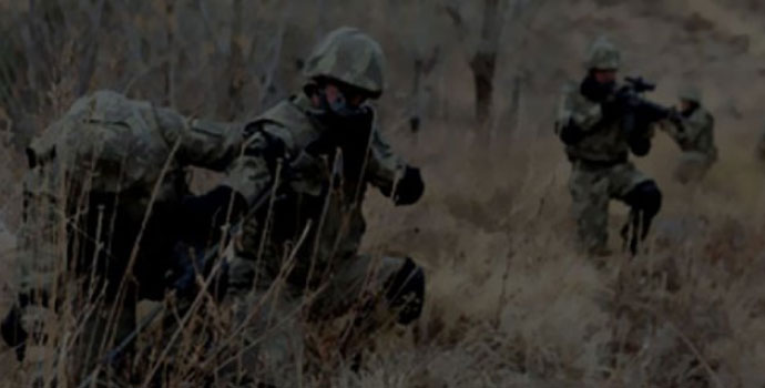 Karadeniz'den kaçan teröristler Erzincan'da kaçamadı