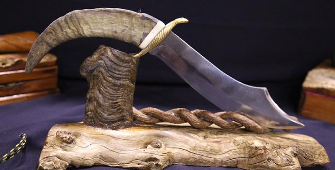 Keçiboynuzu Bıçaklarına Yoğun İlgi