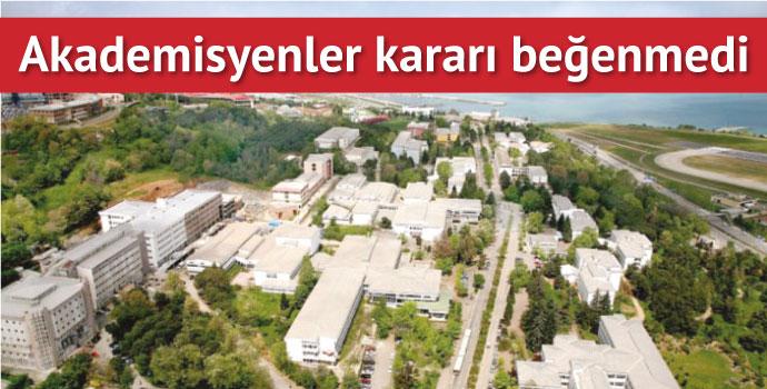 KTÜ bölündü ikinci üniversite oldu