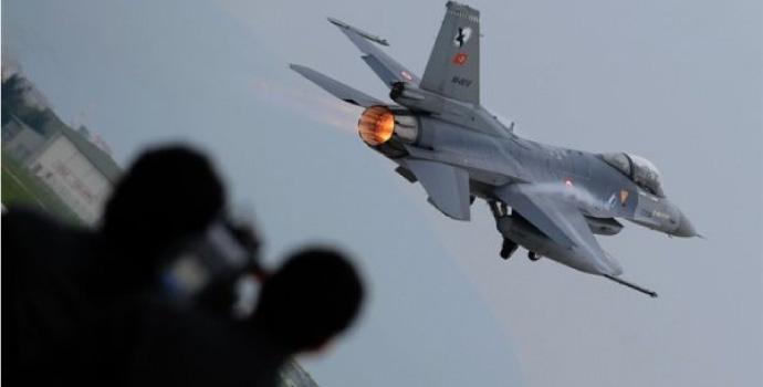 Kuzey Irak'a hava harekatı: 80 terörist öldürüldü!