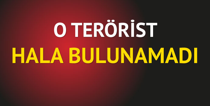 Mavi listedeki Trabzonlu terörist aranıyor