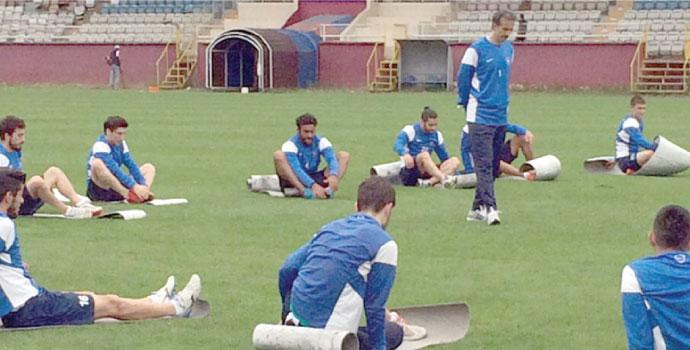 Ofspor ilk maça hazır