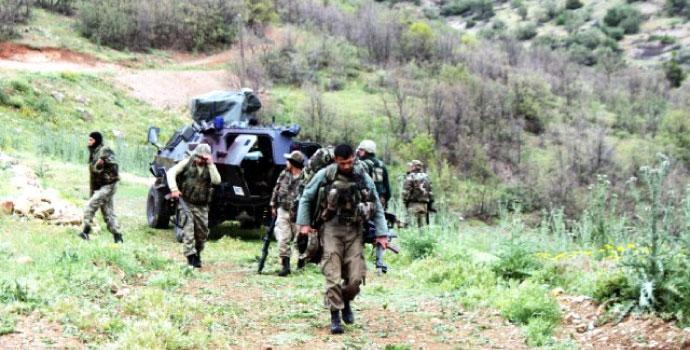 Rize'de PKK alarmı