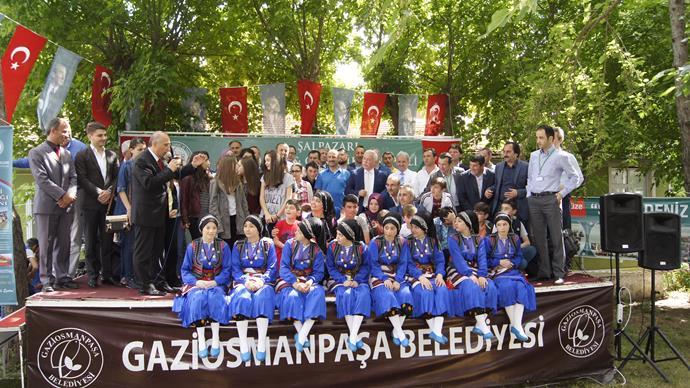 Şalpazarı Eğitim Derneği'nden kültür ve nostalji şöleni