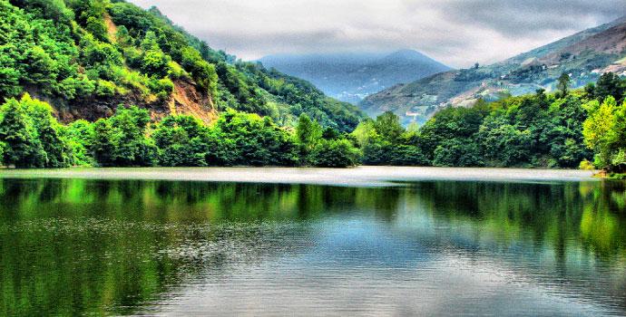 Sera Gölü hizmete açılıyor