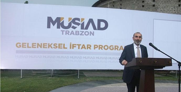 Sorunlar çözüldükçe Trabzon daha da büyüyecek