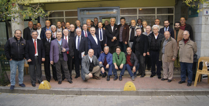 Soysal Algan yeniden başkan