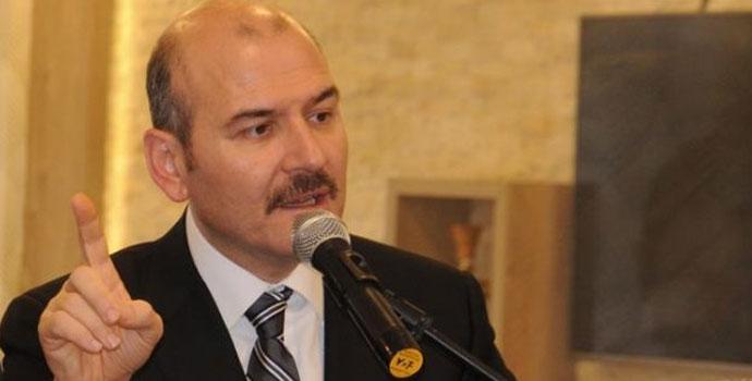 Süleyman Soylu Trabzon'da