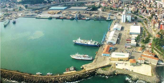 Terör limanları hedef seçti