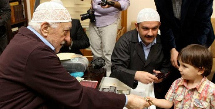 Terör örgütü lideri Gülen'in sağ kolu Araklı'da yakalandı!
