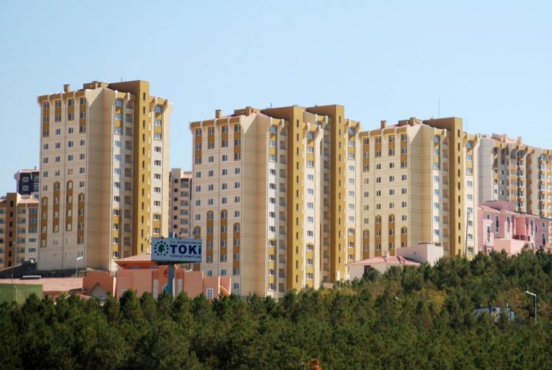 TOKİ, Trabzon'da sattığı konutları geri aldı